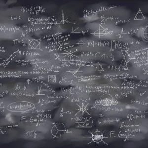 Foto tapetai Black Board - The art of learning, P130101-8