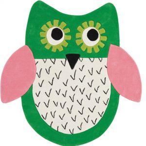 Designers Guild, Little Owl Emerald