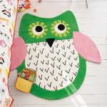 Designers Guild, Little Owl Emerald_1