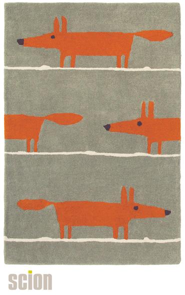 Scion, Mr Fox Cinnamon 25303
