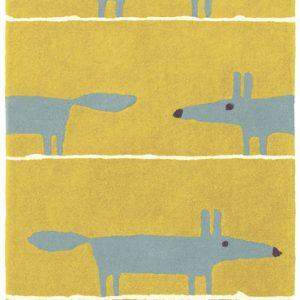 Scion, Mr Fox Mustard 25306