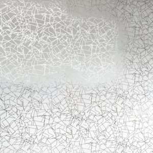 TAPETAI Angles SILWER_WHITE