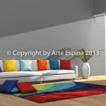 KILIMAS Arte Espina Funky 8113-75_1