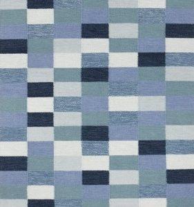 Kilimai Dekorama Linie design Jewel blue