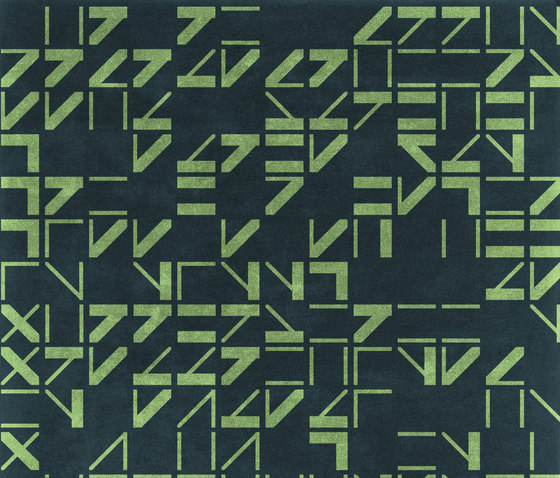 Kilimai Dekorama Now carpets alphabet