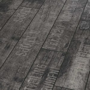 Laminatas Dekorama Parador Wine & Fruits black rustic