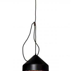 Sviestuvai pakabinamas dekorama lloop juodas