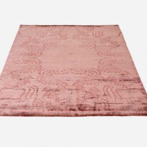 kilimas cigno rug rosa