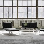 fotelis Man Lounge Chair interjere